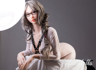 5ft4' (163cm) C-Cup Ultra Realistic Sex Doll - Chasity (WM Doll)