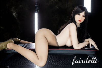 5ft4' (163cm) C-Cup Asian Big Booty Sex Doll - Kaliyah (WM Doll)