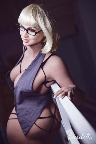 5ft4' (163cm) H-Cup Bbw Sex Doll - Gillian (WM Doll)