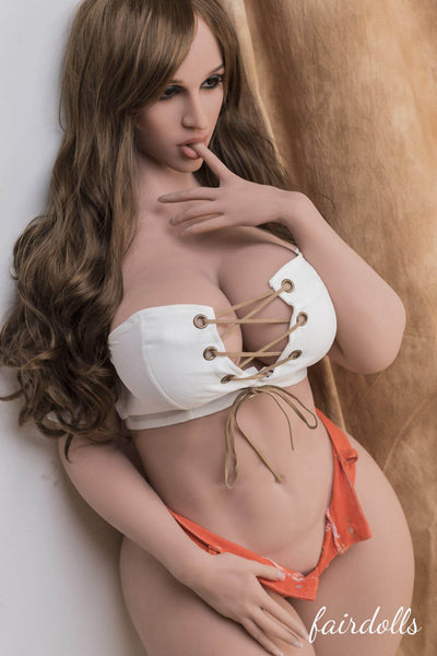 5ft4' (163cm) H-Cup Hot Big Booty Sex Doll - Jaliyah (WM Doll)