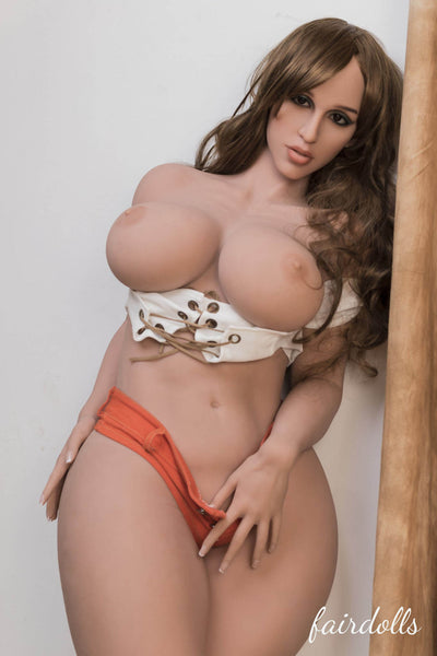 "5'4"" (163cm) H-Cup Hot Big Booty Sex Doll - Jaliyah (WM Doll)"