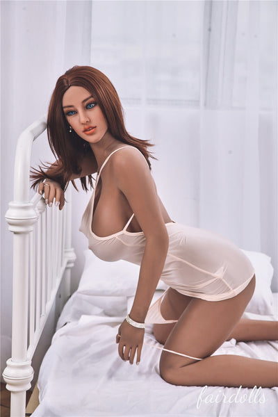 "5'4"" (163cm) J-Cup Hot Big Booty Sex Doll - Cecelia (Irontech Doll)"