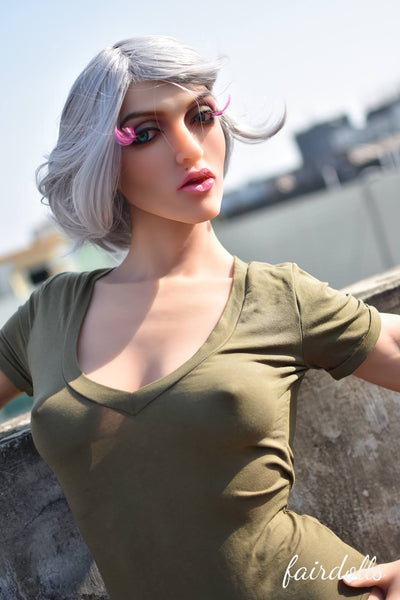 5ft4' (163cm) B-Cup Athletic Sex Dolls - Rose (6YE Doll)