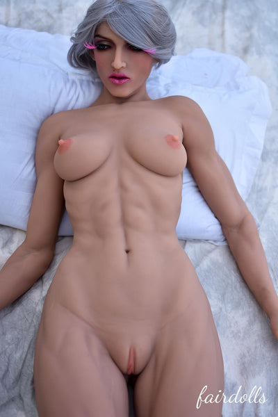 "5'4"" (163cm) B-Cup Hot Athletic Sex Dolls Body (6YE Doll)"