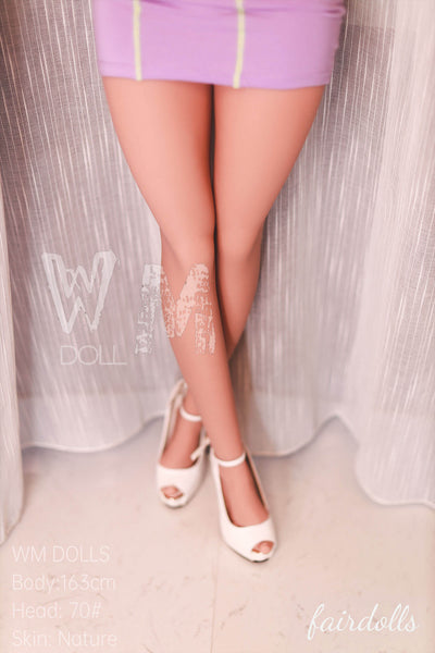 "5'4"" (163cm) C-Cup Coquettish Beauty Sex Doll - Miley (WM Doll)"