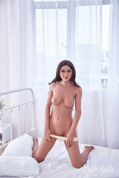 "5'4"" (163cm) C-Cup Hot Sex Doll Body (Irontech Doll)"