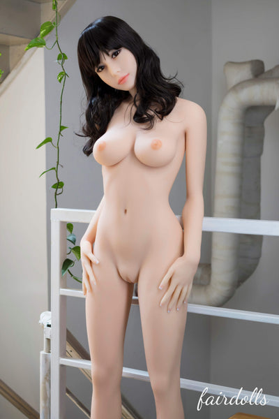5ft4' (163cm) C-Cup Small Boobs Sex Doll Body (WM Doll)
