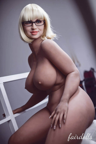 5ft4' (163cm) H-Cup Thicc and Fat Butt Sex Doll Body (WM Doll)