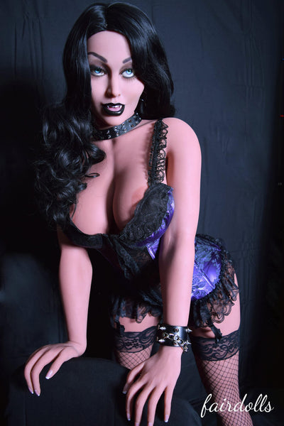 "5'4"" (165cm) E-Cup Big Booty Vampire Sex Doll - Hadley (YL Doll)"