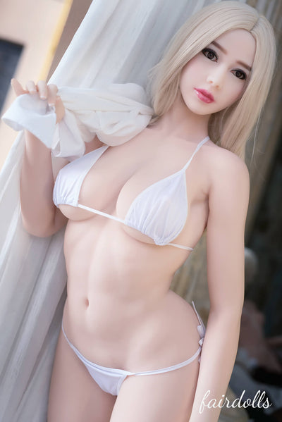 5ft5' (165cm) D-Cup Super Voluptuous High Quality Sex Doll - Danica (6YE Doll)