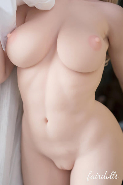 5ft5'(165cm) D-Cup Super Voluptuous High Quality Sex Doll Body (6YE Doll)