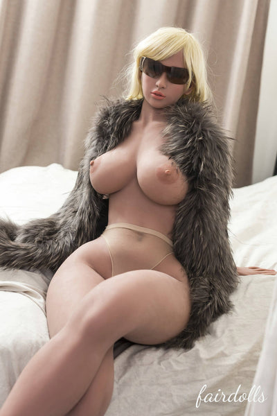 5ft5' (165cm) E-Cup Big Tits Sex Doll - Halle (YL Doll)