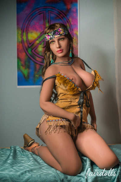 5ft5' (165cm) E-Cup Gypsy Hot Sex Doll - Natalee (YL Doll)