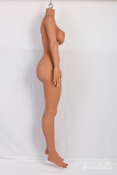 5ft5' (165cm) E-Cup High Quality Ultra Realistic Sex Doll - Savana (YL Doll)