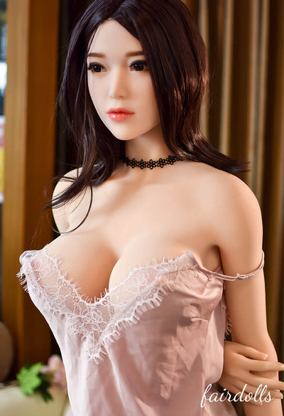 5ft5' (165cm) F-Cup Big Booty Asian Sex Doll - Cindy (6YE Doll)