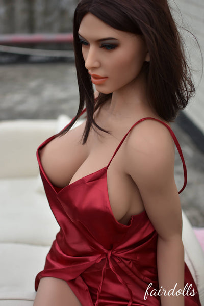 5ft5' (165cm) F-Cup Hot High Quality Sex Dolls - Brenna (6YE Doll)