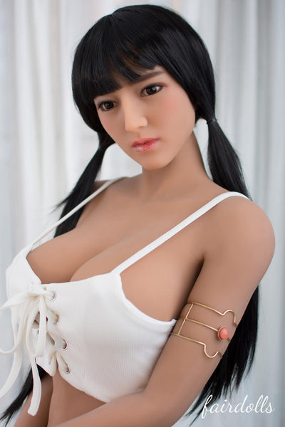 5ft5' (165cm) F-Cup Japanese Big Booty Sex Doll - Kristen (6YE Doll)