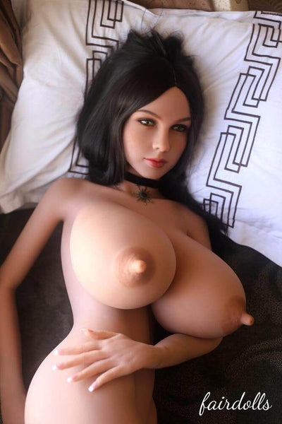 5ft5' (165cm) K-Cup Huge Boobs Sex Doll Body (WM Doll)