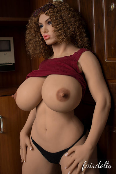 "5'4"" (165cm) N-Cup Big Butt Sex Doll - Janiya (6YE Doll)"
