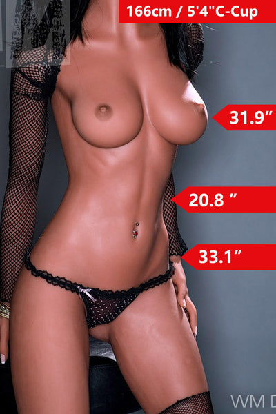 5ft5' (166cm) C-Cup Tall Slim Sex Doll Body (WM Doll)