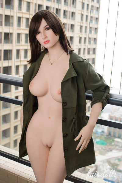 5ft5' (165cm) E-Cup Asian Sex Doll - Evelyn (SY Doll)