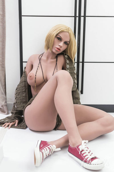 "5'4"" (165cm) E-Cup YL Sex Doll - Baylee (YL Doll In Stock)"