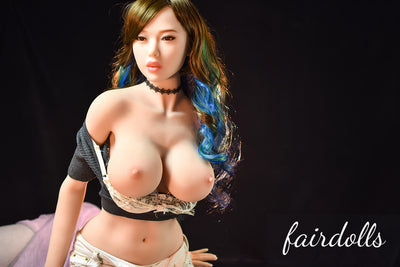 "5'4"" (165cm) F-Cup Asian Sex Doll - Camille (6YE Doll)"