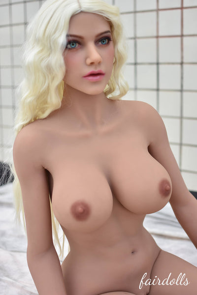 5ft5'(165cm) F-Cup Ultra Realistic Sex Doll Body (6YE Doll)