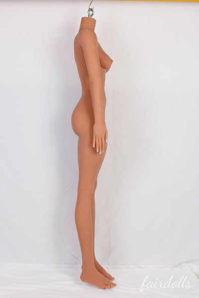 5ft6' (168cm) B-Cup Small Breast Curvy Sex Doll - Alani (YL Doll)