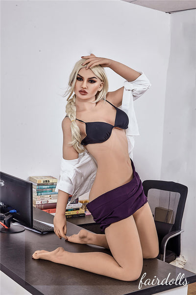 5ft6' (168cm) D-Cup Realdoll - Yael (Irontech Doll)