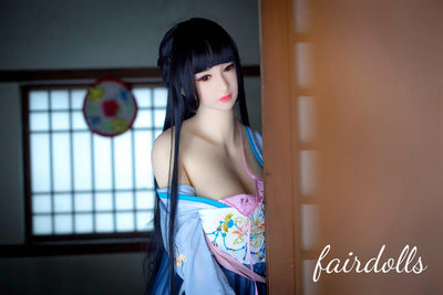 5ft6' (168cm) E-Cup Chinese Sex Doll - Galilea (WM Doll)