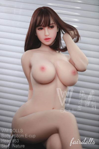 "5'6"" (168cm) E-Cup Sexy Busty Asian Secretary - Lucero (WM Doll)"