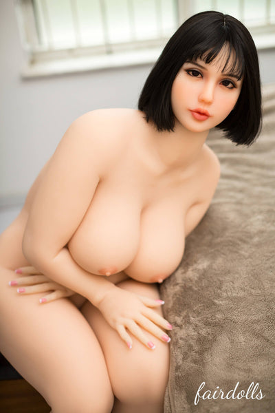 5ft6' (168cm) K-Cup Chubby Plump Sex Doll - Kayli (WM Doll)