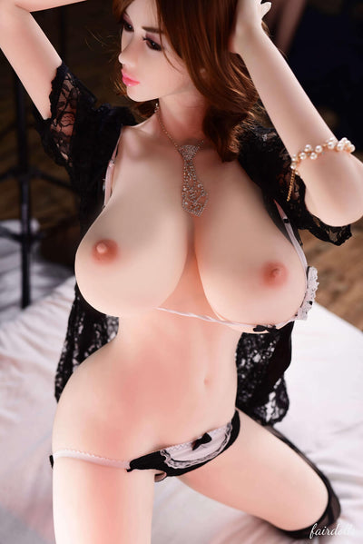 5ft6' (168cm) L-Cup Plump Asian Sex Dolls - Rachael (6YE Doll)