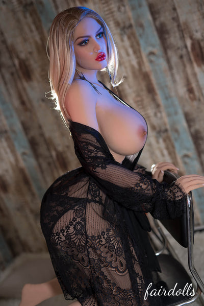 5ft6' (168cm) M-Cup High Quality BBw Sex Doll - Dana (6YE Doll)