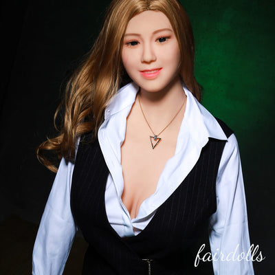 5ft6' (168cm) F-Cup Realistic Sex Doll-Destiny (SY Doll)