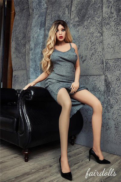 5ft6' (169cm) D-Cup Realistic Sex Doll - Akisha (Irontech Doll)