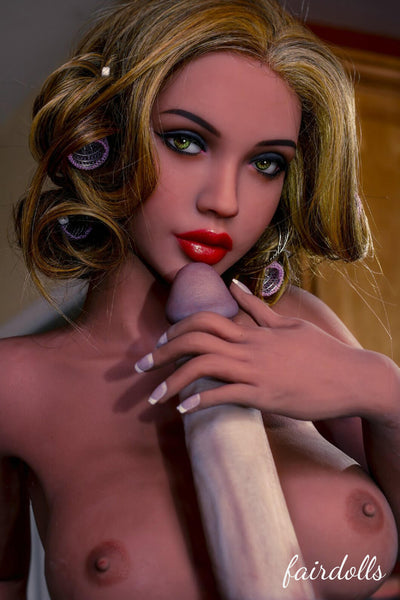 5ft7' (170cm) E-Cup Hot Lover Sex Doll - Stephanie (YL Doll)