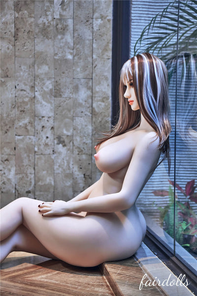 5ft7' (170cm) E-Cup Big Butt Sex Doll Body (Irontech Doll)