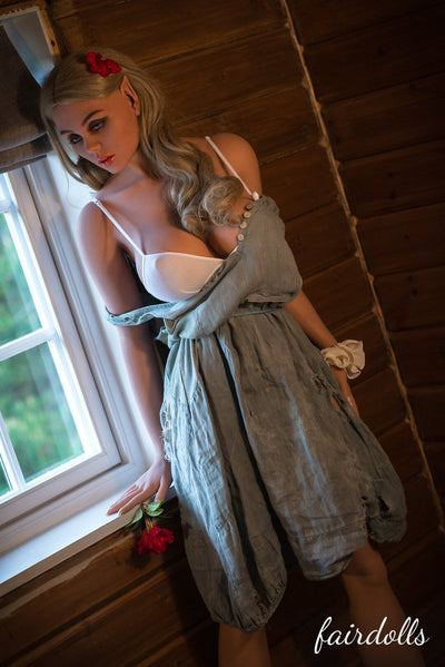 5ft7' (170cm) H-Cup Big Tits Sex Doll - Annabel (WM Doll)