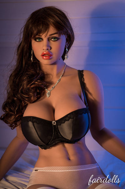 5ft7' (170cm) H-Cup Big Tits Sex Doll - Breana (WM Doll)