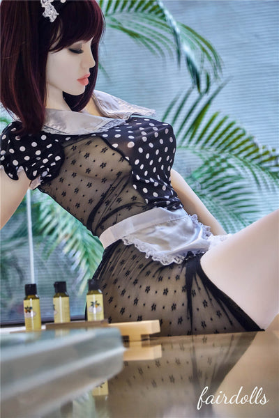 "5'6"" (170cm) E-Cup Irontech Sex Doll - Aurora (Irontech Doll)"