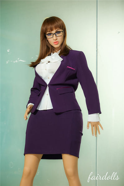 5ft7' (170cm) E-Cup Real Doll - Suzie (Irontech Doll)