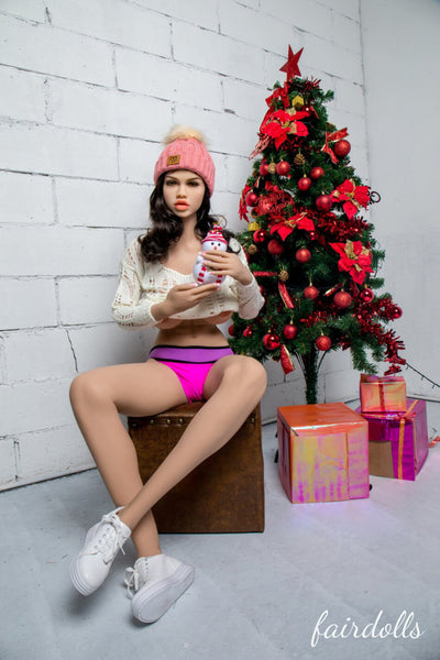 5ft7' (170cm) H-Cup Young Sex Doll - Carrie (WM Doll)