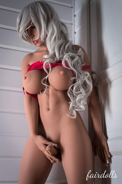 5ft7' (170cm) H-Cup Shemale Sex Doll - Lara (WM Doll)