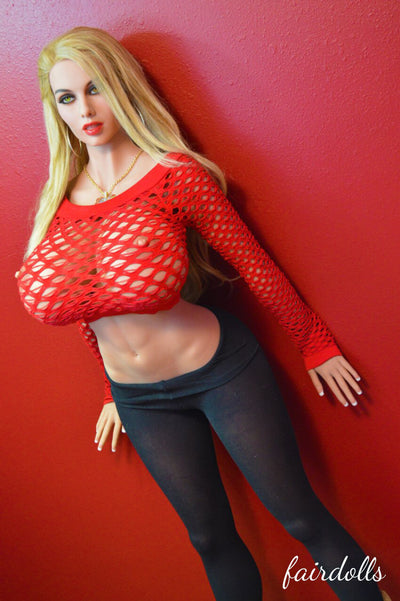 5ft7' (170cm) M-Cup Big Boobs Sex Doll - Karli (WM Doll)