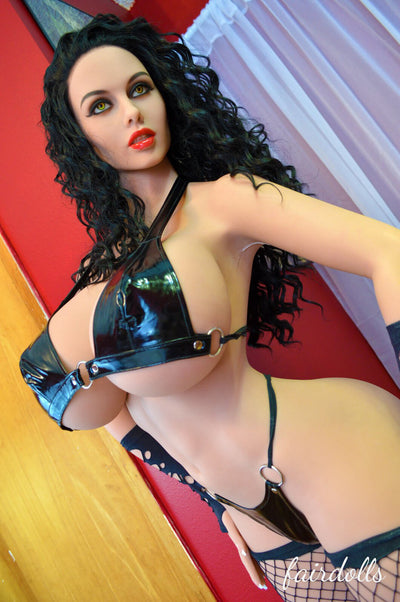 5ft7' (170cm) M-Cup Huge Tits Sex Doll - Angeline (WM Doll)
