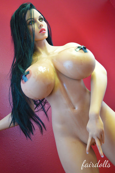 5ft7' (170cm) M-Cup Huge Tits Sex Doll - Carina (WM Doll)