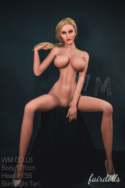 "5'7"" (171cm) H-Cup Curvy Thin Waist Sex Doll - Mariyah (WM Doll)"