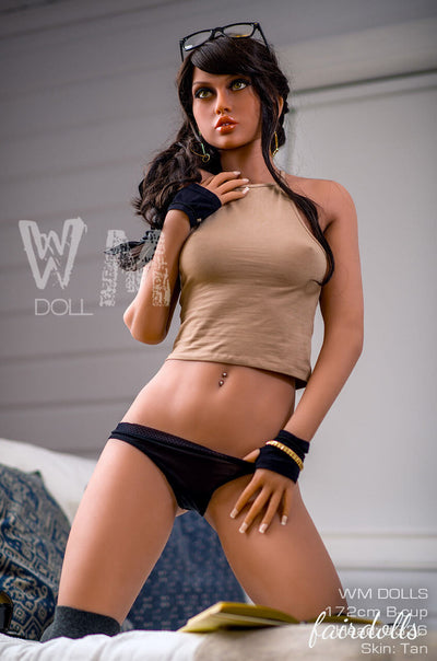 "5'7"" (172cm) B-Cup Sex Doll - Dania (WM Doll In Stock)"